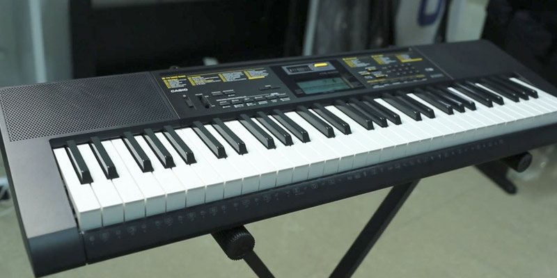 Detailed review of Casio CTK2400 PPK Portable Keyboard Package