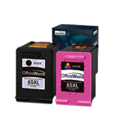 OfficeWorld 65XL Replacement Ink Cartridge for HP Printers
