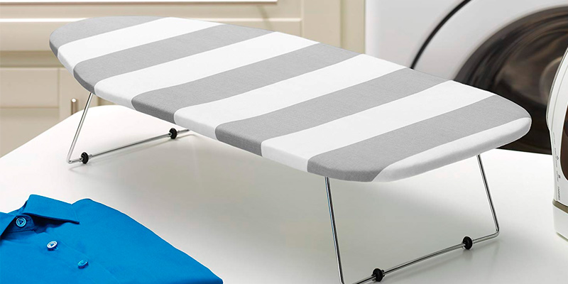 Review of Whitmor 6152-5290 Tabletop Ironing Board