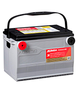 ACDelco AGM78 Professional AGM Automotive BCI Group 78 Battery (60 Ah, 740 Amp)