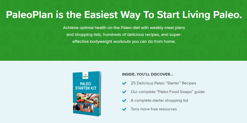 Review of Paleo Plan Meal Plans