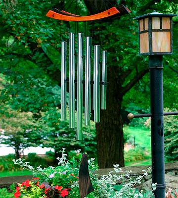 Review of Woodstock Healing WindChime