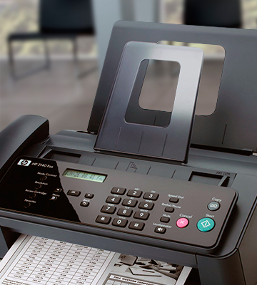 Review of HP CM721A#B1H Professional Quality Plain-Paper Fax and Copier