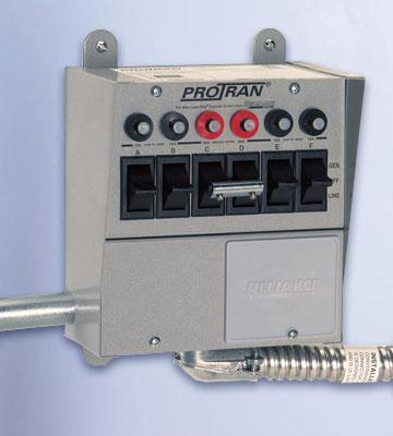 Review of Reliance Controls Corporation 31406CRK Transfer Switch