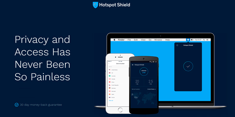 Review of Hotspot Shield VPN