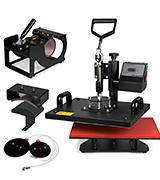 ShareProfit Multifunctional Transfer Sublimation T-Shirt Press Machine