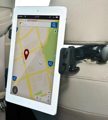 Review of Bestrix Universal Headrest Cradle Car Mount Holder