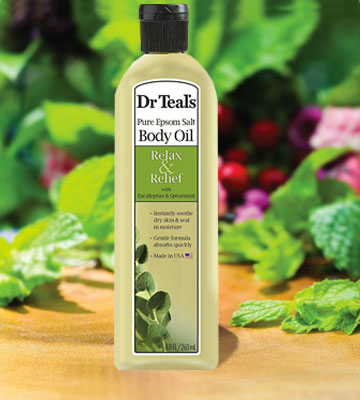 Review of Dr. Teal's Bath Additive Eucalyptus Oil