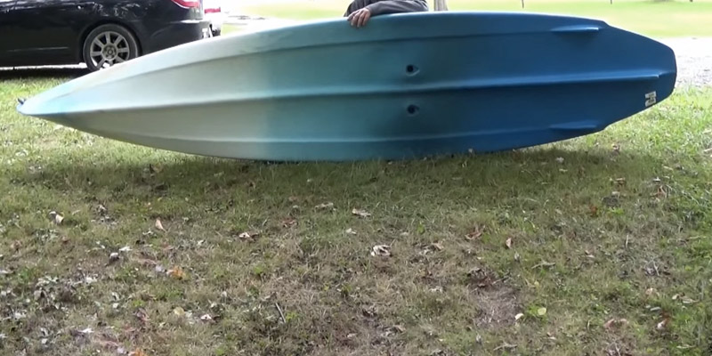 Detailed review of Ocean Kayak Nalu Hybrid Stand-Up-Sit-On-Top Paddleboard