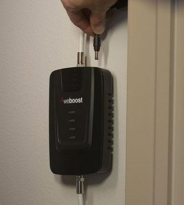 Review of weBoost Cell Phone Signal Booster 4G