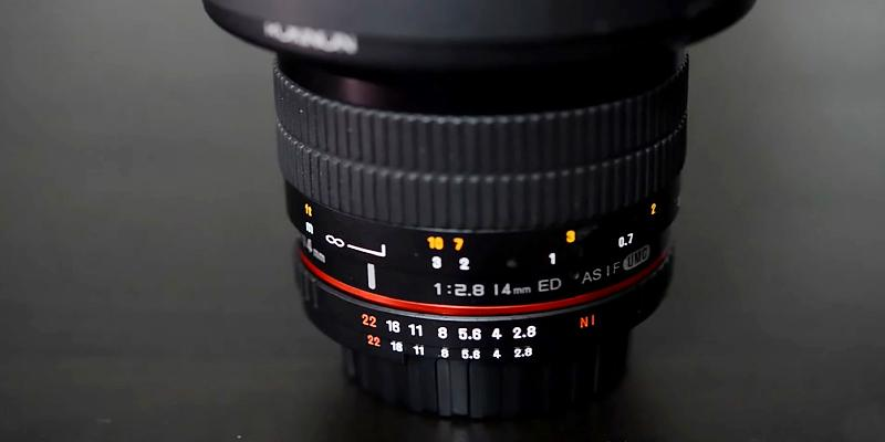 Review of Rokinon 14mm f/2.8 IF ED UMC Ultra Wide Angle Fixed Lens