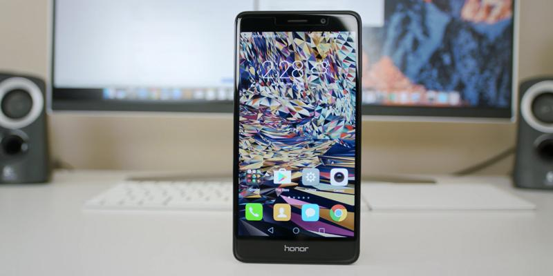 Review of Huawei Honor 6X Dual Camera Unlocked Smartphone