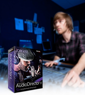 Review of CyberLink AudioDirector 8