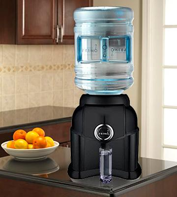 review of primo countertop bottled water dispenser - Primo Water Cooler