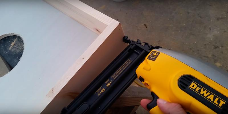 DEWALT DC618K XRP 18-Volt Cordless in the use
