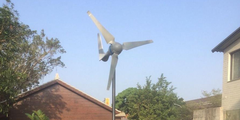 Review of Windmill DA-600 600W Wind Turbine Generator kit