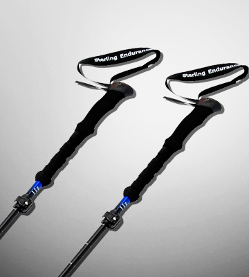 Review of Sterling Endurance Folding Trekking Poles