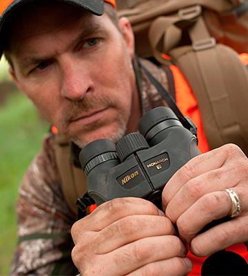 Review of Nikon 7577 Monarch 5 Binocular