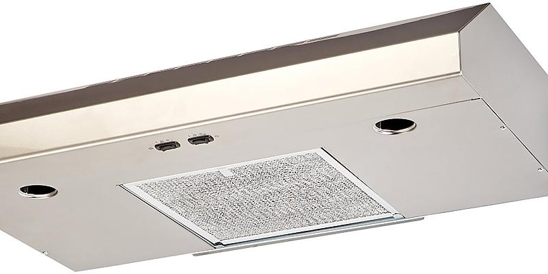 Review of Broan 30 QML30SS Under-Cabinet Range Hood