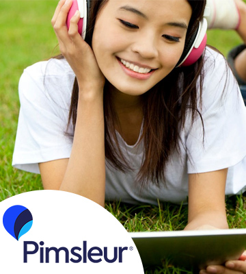 Review of Pimsleur Method Learn English