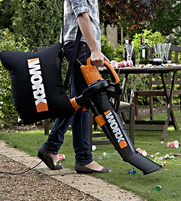 Review of WORX WG509 Electric Vacuum