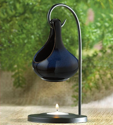 Review of Furniture Creations Porcelain Tear Drop Oil Warmer