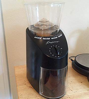 Review of Capresso 560.01 Infinity Burr Grinder