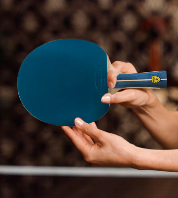 Review of Killerspin JET200 Table Tennis Paddle