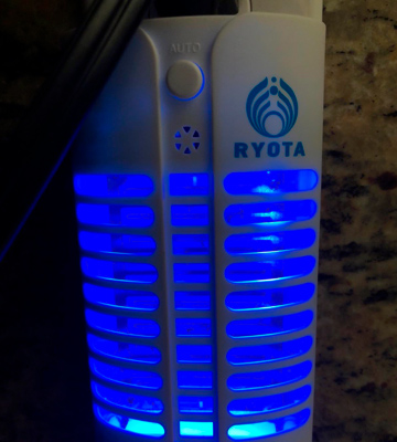 Review of RYOTA Mosquito Killer with UV Light
