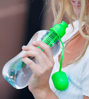 Review of Bobble Classic BPA-Free Water Filter Bottle