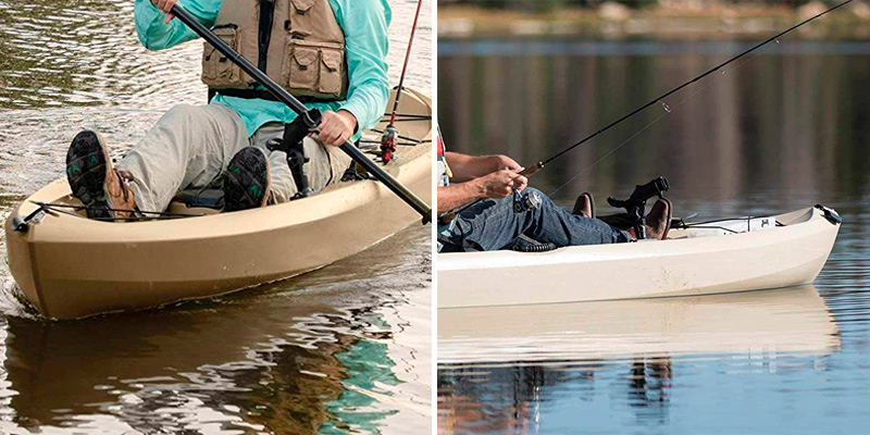 Review of Lifetime Tamarack Angler 100 Fishing Kayak