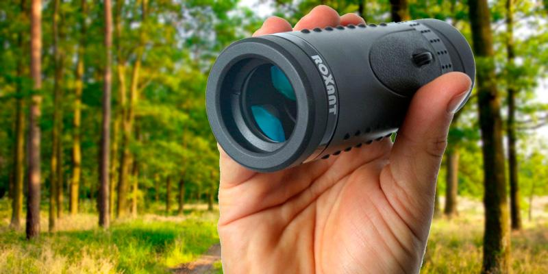 Review of ROXANT High Definition Monocular With Retractable Eyepiece and Fully Multi Coated Optical Glass Lens