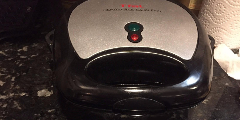 Review of Tefal SW6100 EZ Waffle Sandwich Maker