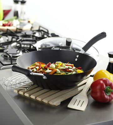 Review of T-fal A80789 Wok Pan