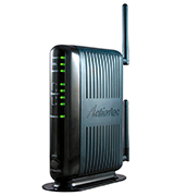 Actiontec GT784WN ADSL Modem Router