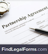 FindLegalForms Partnership Forms