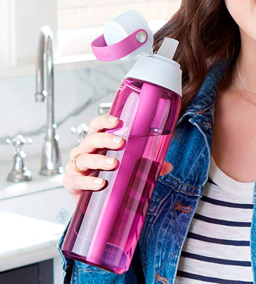 Review of Brita 36390 Premium Water Filter Bottle