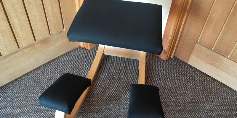 Detailed review of Varier Variable Balans Kneeling Chair