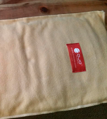 Review of Chattanooga Theratherm Digital Moist Heating Pad
