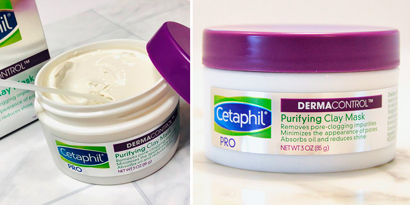 Review of Cetaphil Purifying Clay Mask With Bentonite for Acne