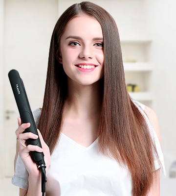 Review of Huachi V179 Steam Hair Straightener