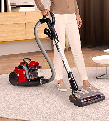 Review of Electrolux EL4335B Ultra Flex Canister Vacuum