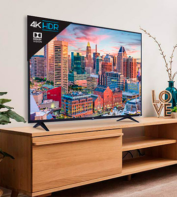 Review of TCL 55S517 55-Inch 4K Ultra HD Roku Smart LED TV