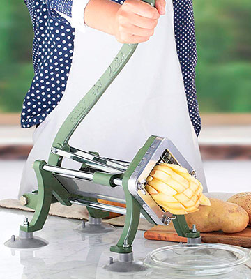 Review of New Star Foodservice 42313 Fry Cutter