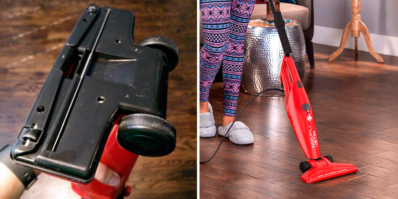 Detailed review of Dirt Devil SD20000RED Simpli-Stik Lightweight Bagless Stick Vacuum