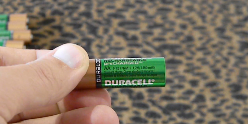 Review of Duracell Rechargeable AAA Batteries