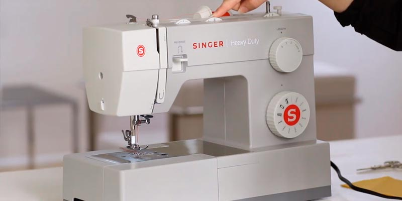 Review of SINGER Heavy Duty 4411