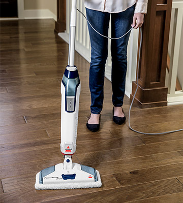Review of Bissell 1806 Powerfresh Deluxe Steam Mop