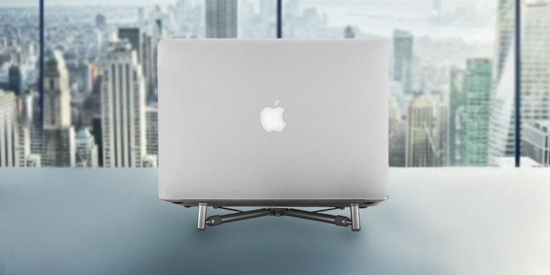 "Review of Steklo X-Stand MacBook and PC Cooling for size 12""-17"""