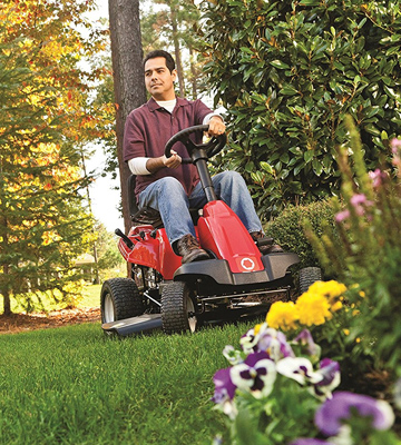 Review of Troy-Bilt Neighborhood 30-Inch 12HP Riding Lawn Mower